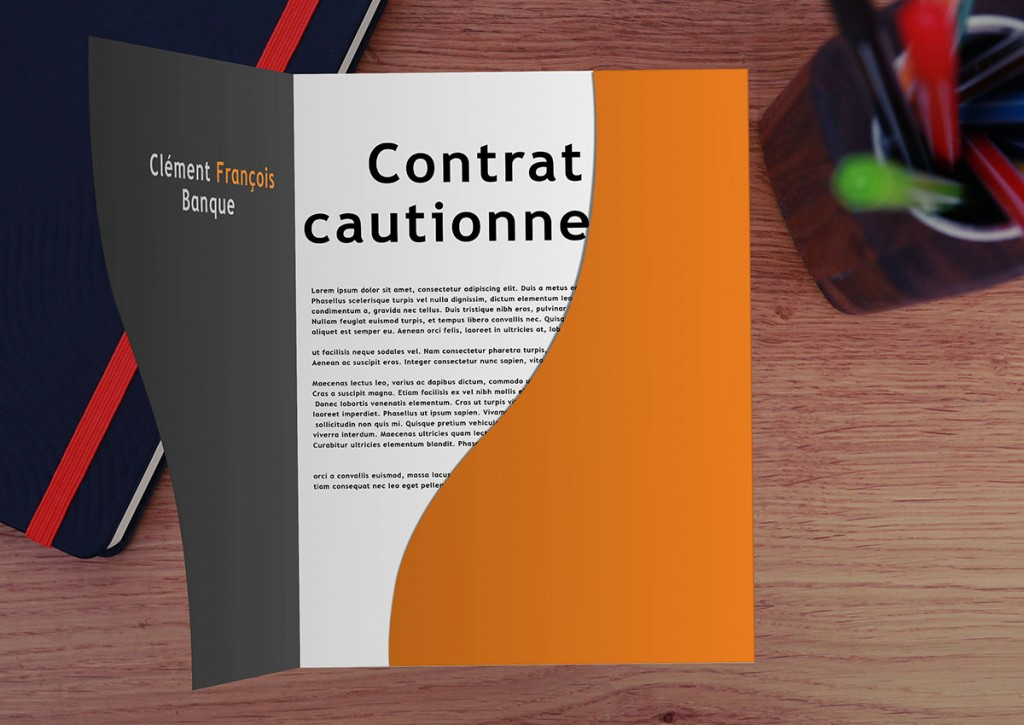 Contrat de cautionnement banque